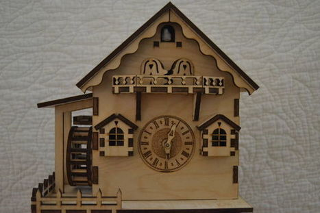 Cuckoo Clock (arduino) | Raspberry Pi | Scoop.it