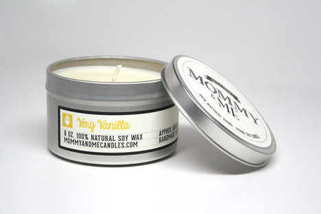 Scented Tin Candles   Scented Soy Candles   Scoop.it