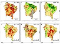 Trabalho sobre monitoramento da seca no nordeste é premiado no VI Geonordeste   ArcGIS Geography   Scoop.it