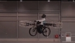 Flying Bicycles Are Now A Reality - DesignTAXI.com | Man and Machine | Scoop.it