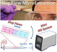 New slug flow microextraction technique yields fast results in drug, biomedical testing from single drop of blood | Amazing Science | Scoop.it