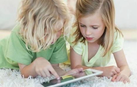 Qual é a hora certa de apresentar crianças à tecnologia? - Olhar Digital | Tecnologia e atualidades | Scoop.it