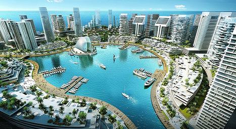 EN IMAGES. NIGERIA : Voici à quoi va ressembler le «Dubaï africain» | Projets d'architecture et d'urbanisme en Afrique | Scoop.it