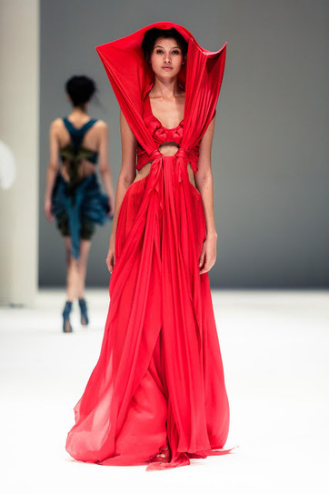 Fashion Studio: FRENCH COUTURE WEEK 2012 | Julien Fournié | Scoop.it