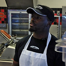 NFL player works low-wage fast-food job in off-season | It's Show Prep for Radio | Scoop.it
