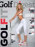 Paulina Gretzky fait la Une de Golf Digest - Le Point | actualité golf - golf des vigiers | Scoop.it