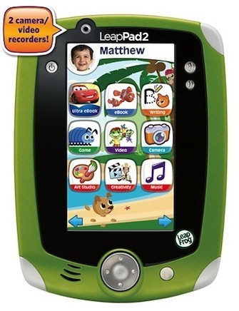 LeapFrog's child-friendly LeapPad 2 goes on sale for $100, is ready for sticky fingers | mlearn | Scoop.it