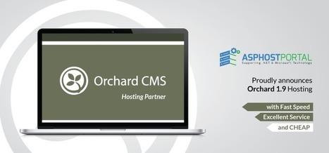 ASPHostPortal.com Announces Orchard 1.9 Hosting Solution | Affordable Windows ASP.NET Hosting Based on USA | Scoop.it