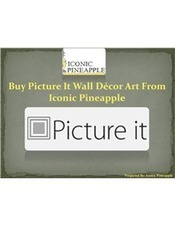 Buy Picture It Wall Décor Art From Iconic Pineapple | Iconic Pineapple - Reseller of Mirrors, Traditional Prints, Giclee Art Prints, Big Fish, New Century Picture, Picture It | Scoop.it