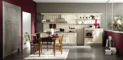 Gatto Cucine: Modern Style in Classic Kitchens | Places Of Interest Worth We Cherish | Scoop.it