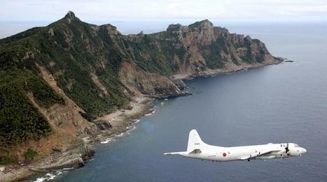A quoi jouent la Chine et les Etats-Unis en mer de Chine orientale ?   Tensions en mer de Chine   Scoop.it