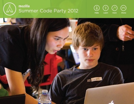 Summer Campaign 2012 - MozillaWiki   teaching with technology   Scoop.it