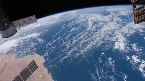 Bu Bizim Gezegenimiz: ISS'den Dünya'ya Bakış | Bilim - Fen | Scoop.it