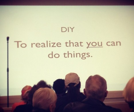 Building a maker movement « The Em Dash | Makerspaces | Scoop.it