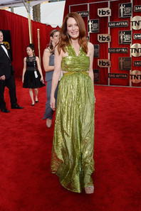 Get the look with L'Oreal Paris SAG Awards edition; Julianne Moore | Fashion & Beauty | Scoop.it