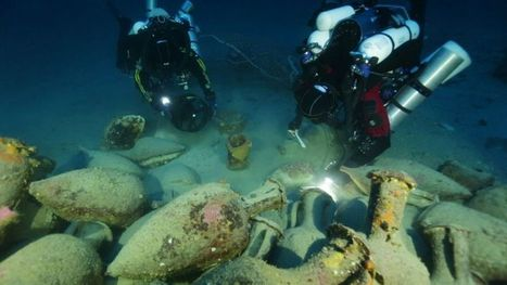 Ancient shipwreck discovered near Aeolian Islands | Ancient History | Scoop.it