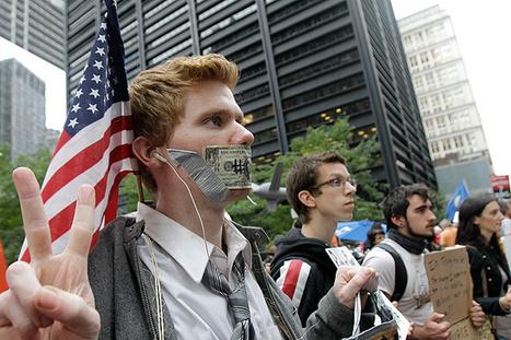 Indignados multiplican protestas en EE.UU., Inglaterra, Israel y ante el Parlamento Europeo | We are the 99% | Scoop.it