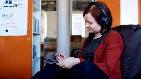 Kuuntele kotimaisia äänikirjoja Ellibsissä | HelMet | E-kirjat | Scoop.it
