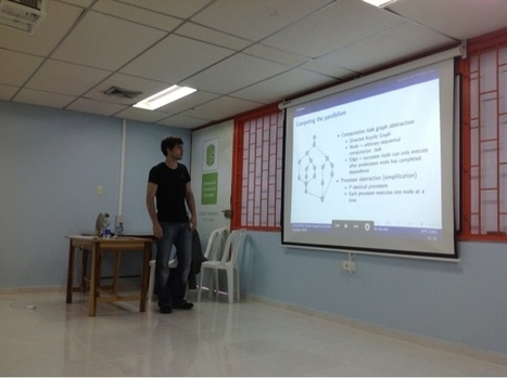 Asynchronous Parallel Computing Programming School in Bucaramanga,<br/>Colombia | HellasGRID | Scoop.it