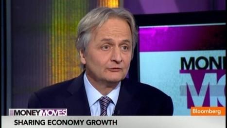 A Sharing Economy Is Deflationary: Rice - Bloomberg   Peer2Politics   Scoop.it