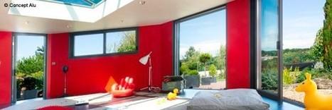 Des vitres autonettoyantes pour en simplifier l'entretien | Conseil construction de maison | Scoop.it