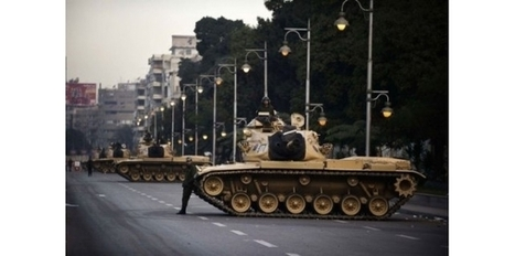 Egypte: opposants et partisans du référendum en campagne dans un pays divisé | Égypt-actus | Scoop.it