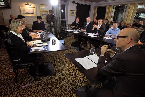 Municipales à Calais : un débat animé à suivre ce jeudi soir sur Wéo ... - La Voix du Nord   les élections municipales de Calais 2014   Scoop.it