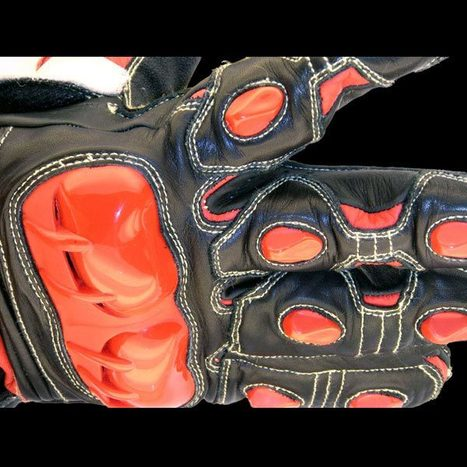 Ride carefully with Stylish Velocity Gear Motorcycle Gloves | Tested Motorcycle Gloves | Scoop.it
