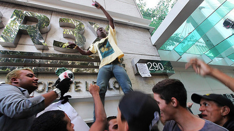 Brazil's Mall Flash Mobs -- More Party Than Protest | Listening and Reading source for ESL classes | Scoop.it