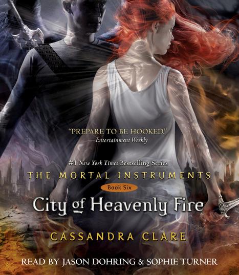 Listen: Excerpt from 'City of Heavenly Fire' audiobook read by ... | VoiceOverBiz | Scoop.it