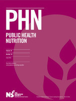 Measurement of the dimensions of food insecurity in developed countries: a systematic literature review -Ashby &al (2016) -Public Health Nutr | Food Policy | Scoop.it