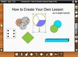 Teaching Table: Interactive, editable instruction app | smart- learning | Scoop.it