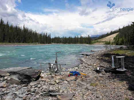 Canada : des hydroliennes de rivière portables en Alberta | Acteurs de la transition énergétique | Scoop.it