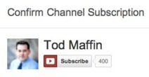 YouTube Subscribe Button — Secret Link That'll Boost Your Subscribers | Social Media for Small Business Owners | Scoop.it