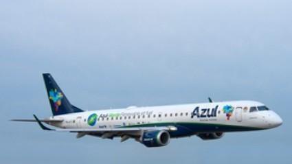 Azul Brazilian Airlines Flies Demonstration Using Renewable Jet Fuel Made from Sugarcane   Energy in Brazil   Scoop.it