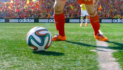 Los 10 diseños históricos de balón de Adidas para la Copa del Mundo | Futbol | Scoop.it