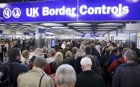 Brussels seeks to 'make it easier' for EU migrants to move to Britain - Telegraph   The Indigenous Uprising of the British Isles   Scoop.it