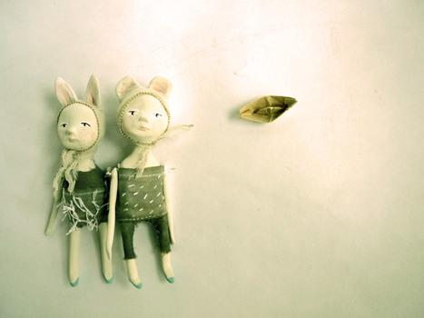 Paola Zakimi | Dolls Maker | les Artistes du Web | Scoop.it