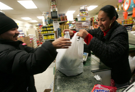LA City Council Approves Plastic Bag Ban - CBS Los Angeles | PoliticsinAmerica | Scoop.it
