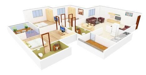 3D Floor Plans – Now Foresee Your Dream Home | Netgains | Interneta rīki izglītībai | Scoop.it