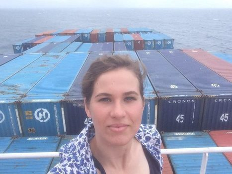 Stranded artist says crew on Hanjin freighter has been told to conserve food and water | Social Art Practices | Scoop.it