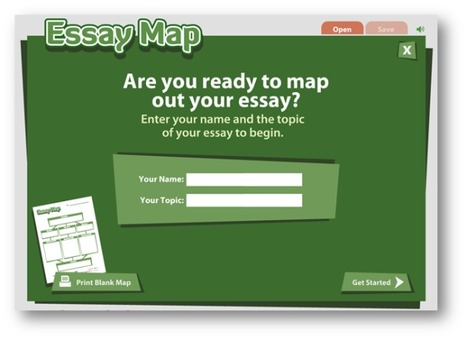 Essay Map | Toys + Technology + Education | Scoop.it