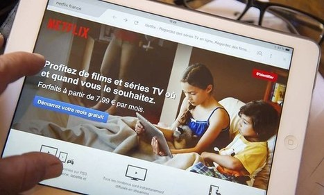 Le Netflix à la française mort-né | Les echos | Big Media (En & Fr) | Scoop.it