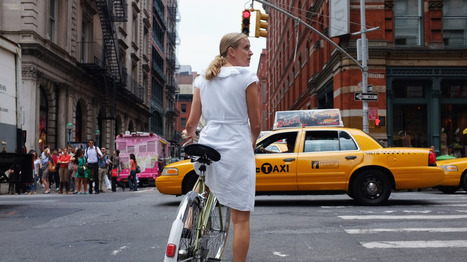 New York May Become Newest Bike-Sharing Mecca | green streets | Scoop.it