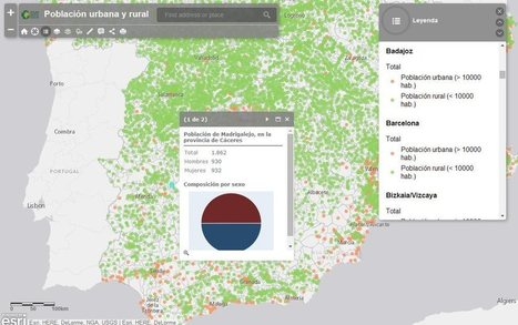La Gaceta (Experiencia en el aula): Atlas Digital Escolar | Geografía en la Nube | Scoop.it
