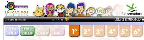 Contenidos Educativos Digitales | Asesoría TIC y aprendizaje competencial | Scoop.it