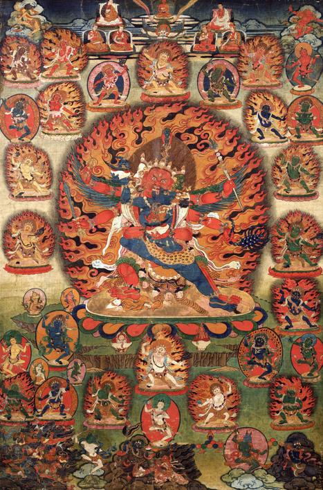 Secret Teachings of Padmasambhava | promienie | Scoop.it