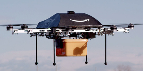 """Jeff Bezos Says Amazon Is Seriously Serious About Drone Deliveries 