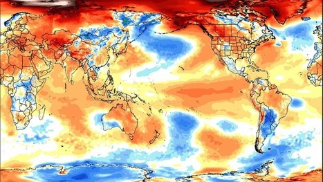 Earth has now seen an unprecedented 12 straight months of record-shattering warmth | MishMash | Scoop.it
