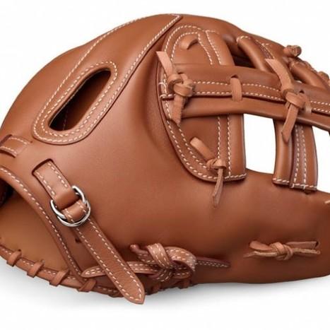 Hermès propose une paire de gants de base-ball à 10 200 euros | Les Gentils PariZiens : style & art de vivre | Scoop.it